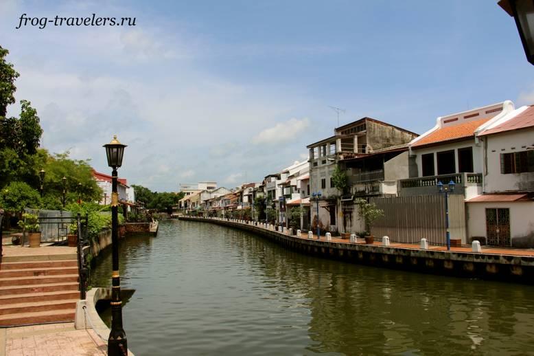 Малакка город Малайзия