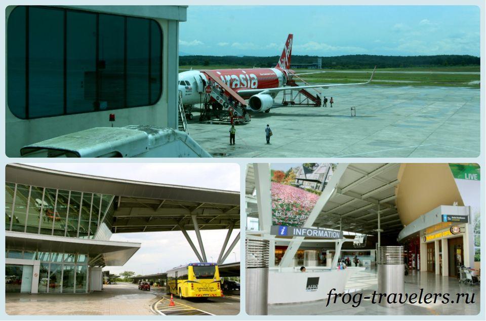 Аэропорт Джохор-Бару: как добраться