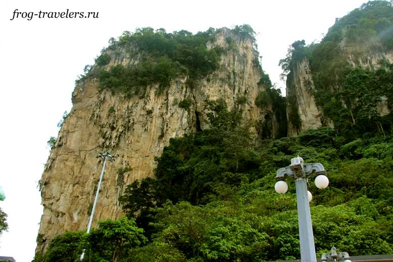 Горы Бату