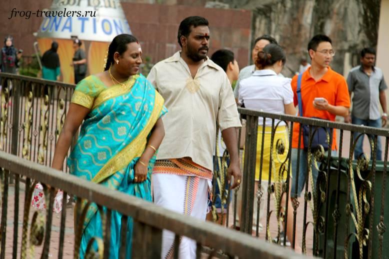 Индийские наряды