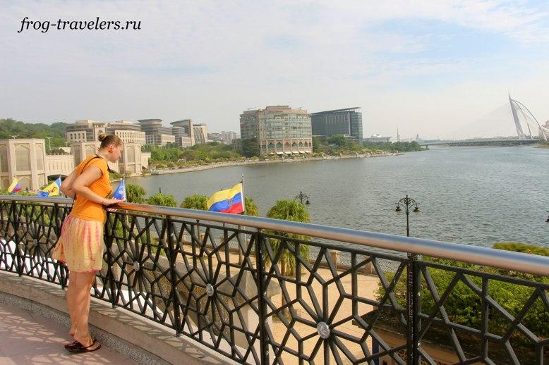 Марина Саморосенко в Путруджайе