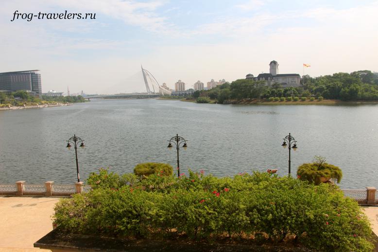 Мост Seri Wawasan