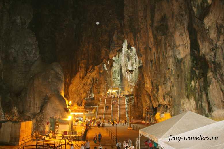 Пещеры Бату Малайзия
