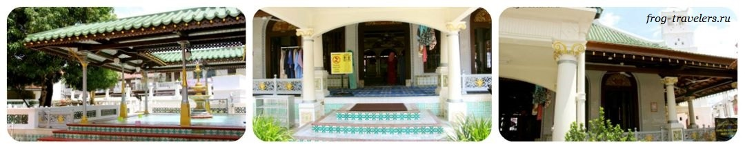 Мечеть Kampung Kling