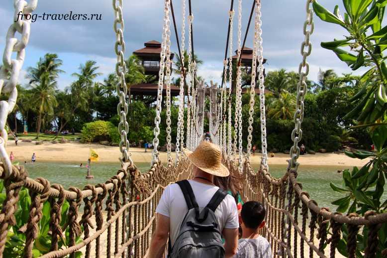 Канатный мост