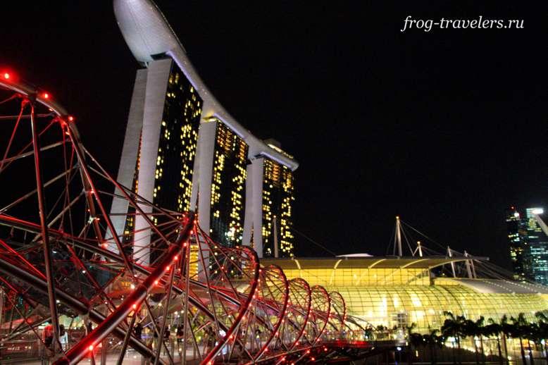 Сингапур Марина Бэй Сандс