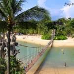 Лучшие пляжи Сингапура