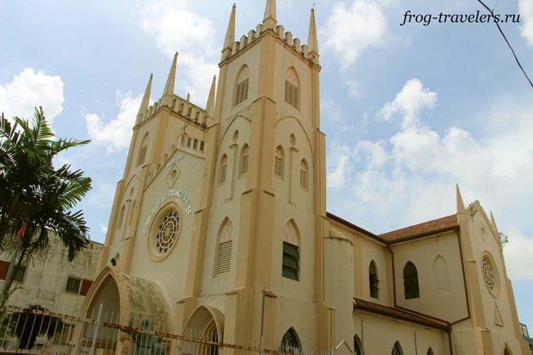 Церковь Франциска Ксавьера