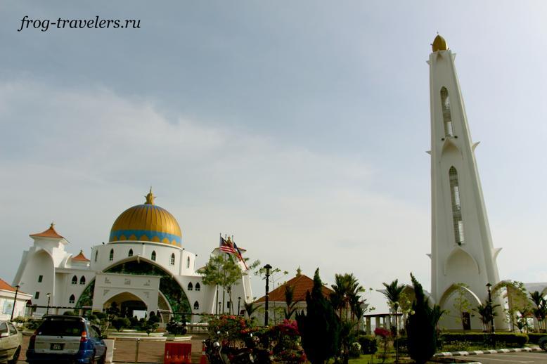 Мечеть Селат