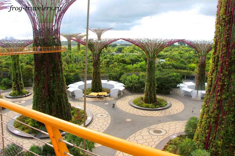 Парк Сады у залива