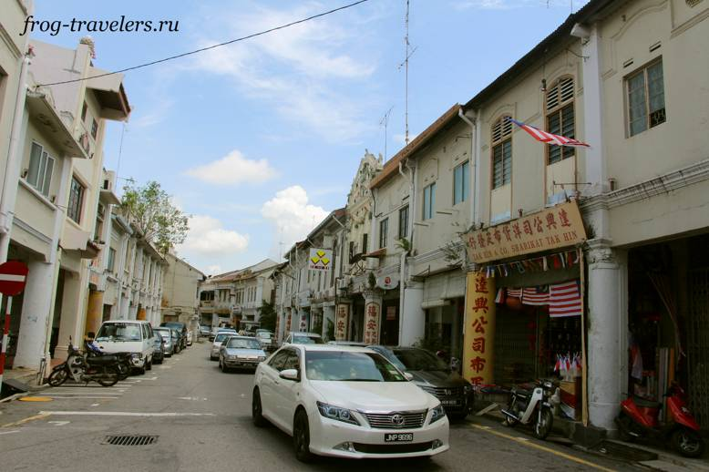 Улицы Малайзии