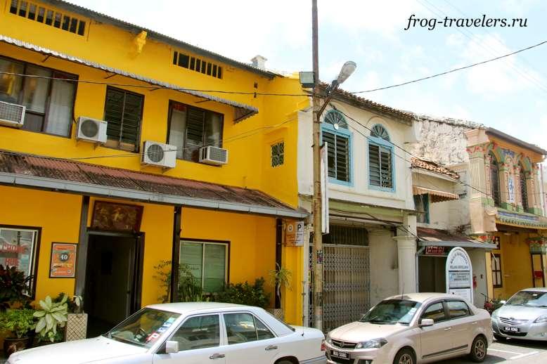 Дома Малайзии