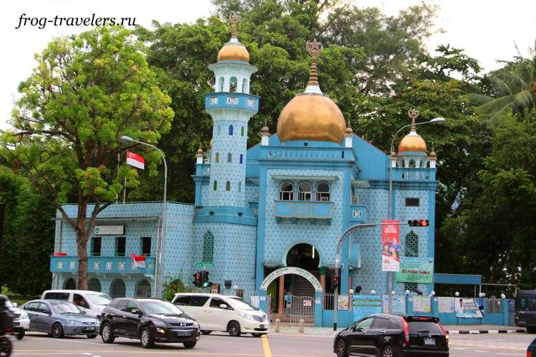 Мечеть в Сингапуре