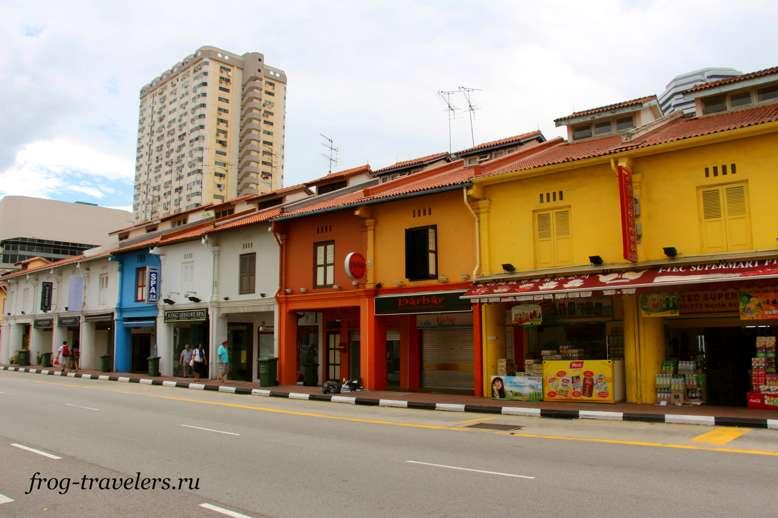 Улицы арабского квартала