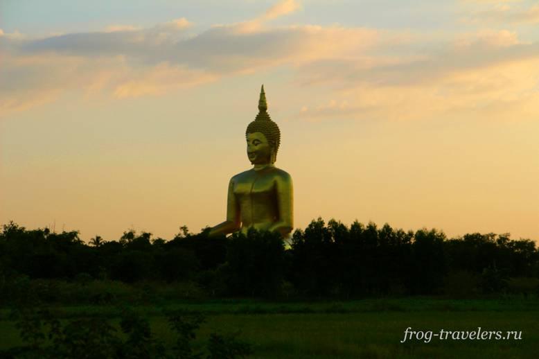 Большой Биг-Будда Анг-Тонг