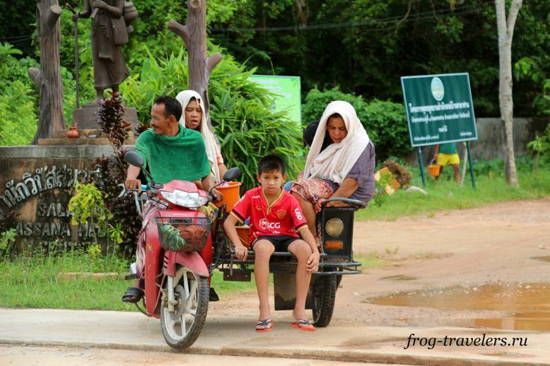 Мопеды Тайланд