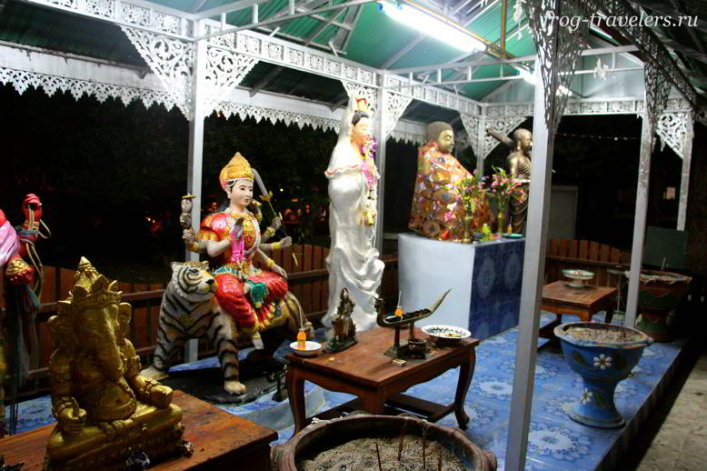 Боги Тайланда