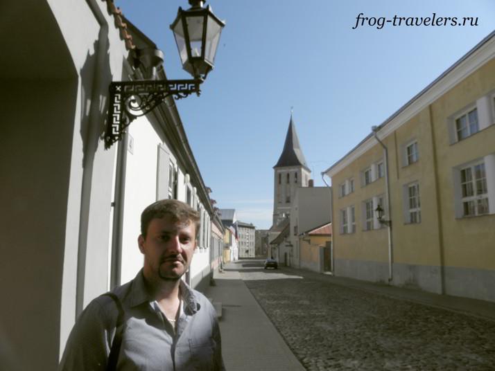 Путеводитель Тарту Эстония