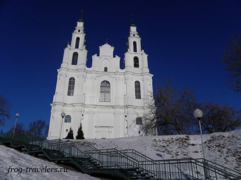 Древний Полоцк