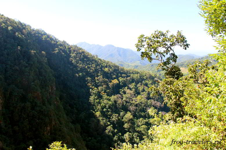Namtok Mae Surin National Park