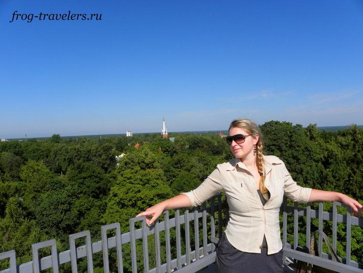 Смотровая площадка Тарту