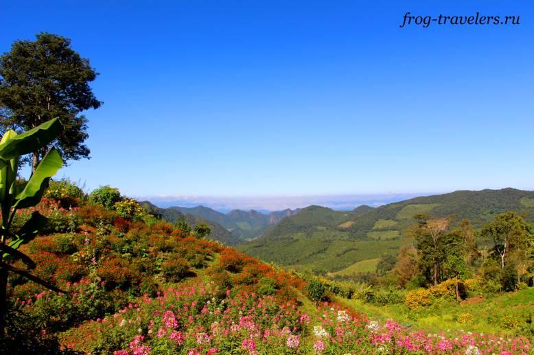Горы Тайланда