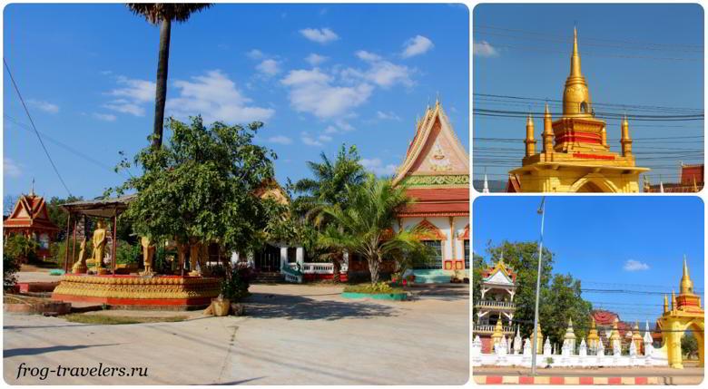 Буддистский храм Wat Phabat
