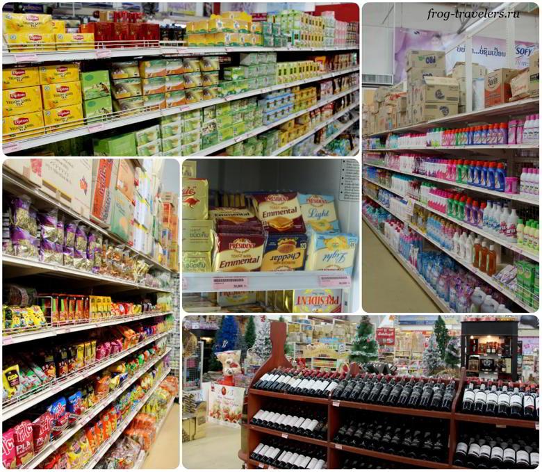 Где купить продукты Паксе