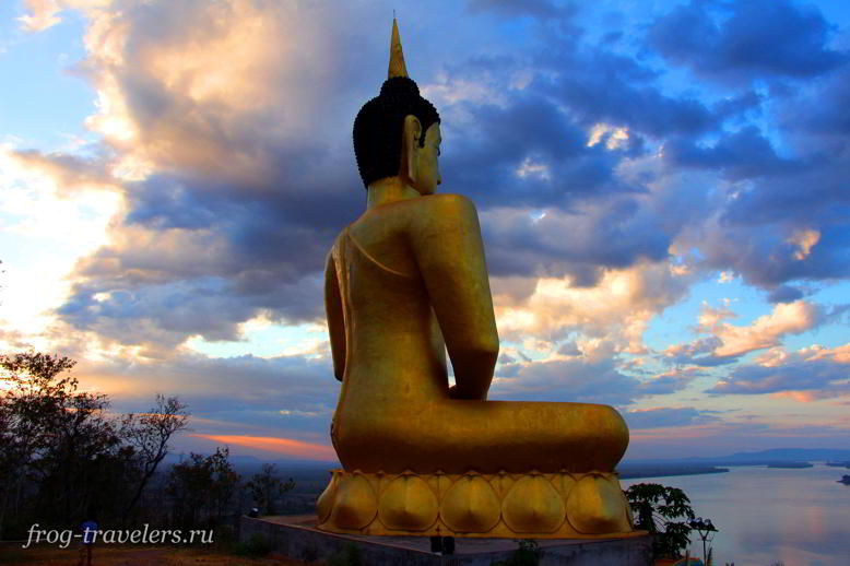 Золотой Будда Паксе
