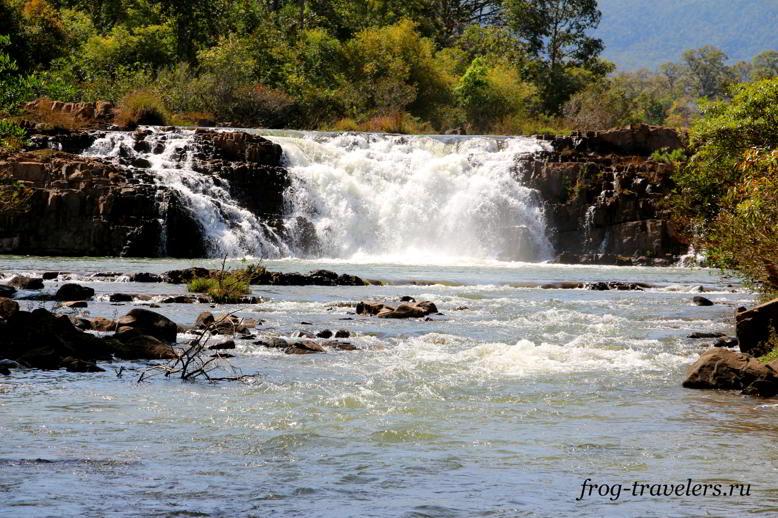 Река Xe Namnoy Лаос