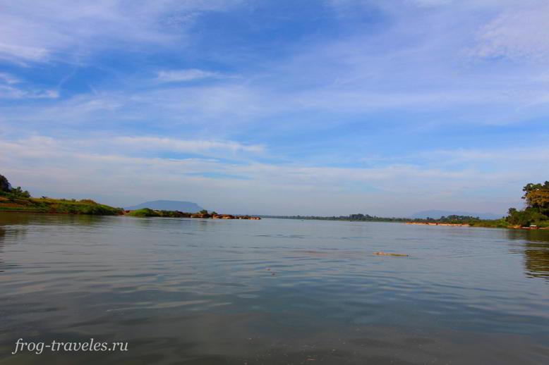 Самые большие реки в Азии