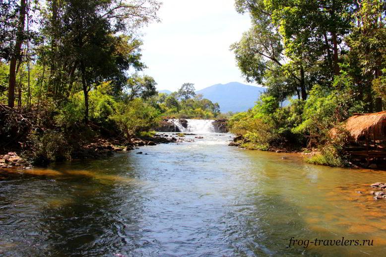 Реки Лаоса