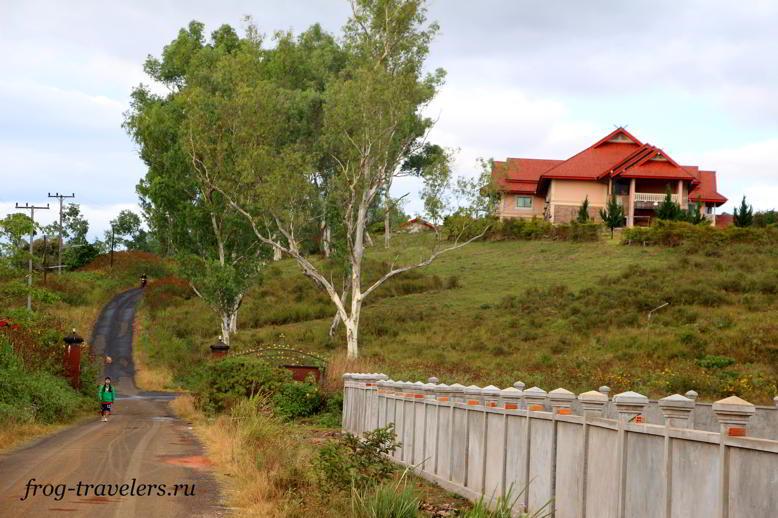 Отели Паксонга