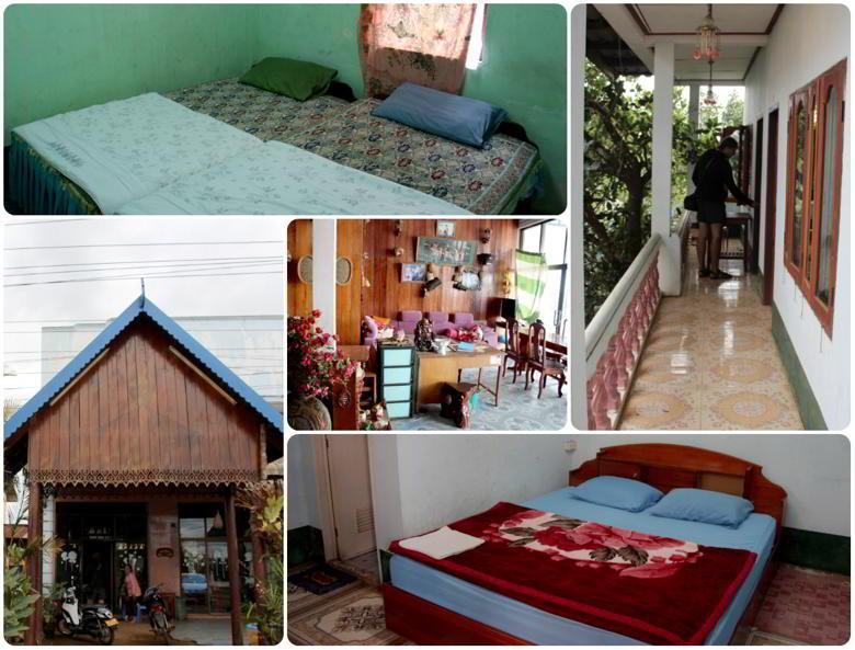 Гостиницы Паксонга