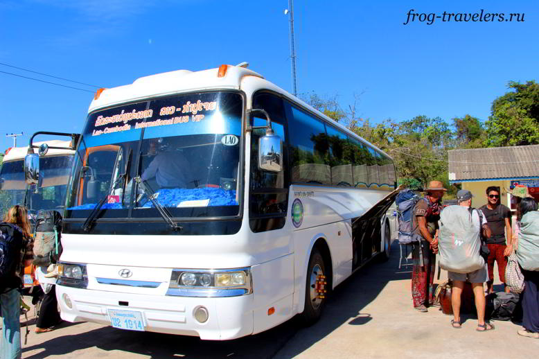 Лаос - Камбоджа
