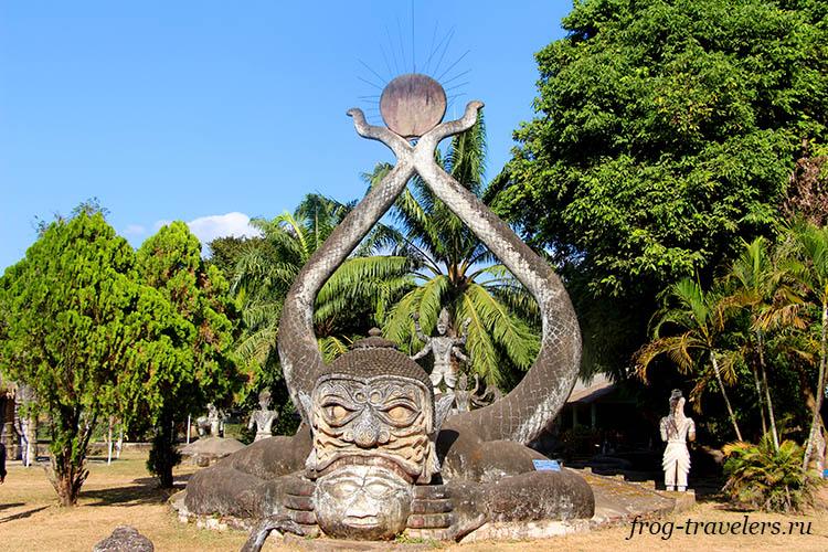 Парк Бунлыа Сулилата