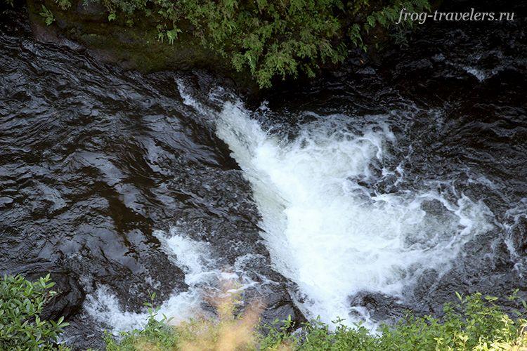 Водопады Паксе