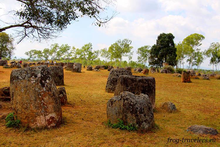 Древние кувшины страна Лаос