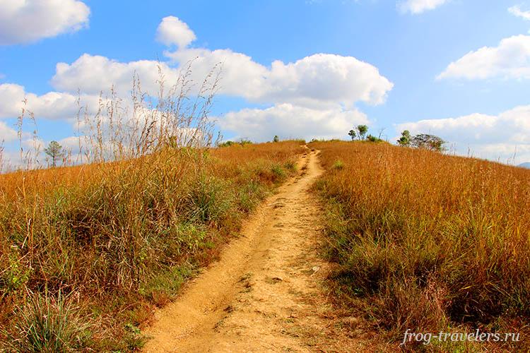 Дороги и тропы Лаос