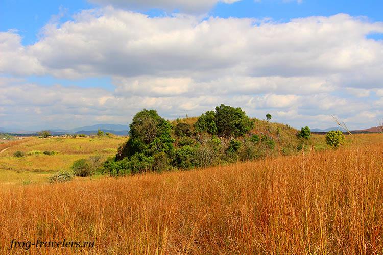Окрестности Пхонсавана