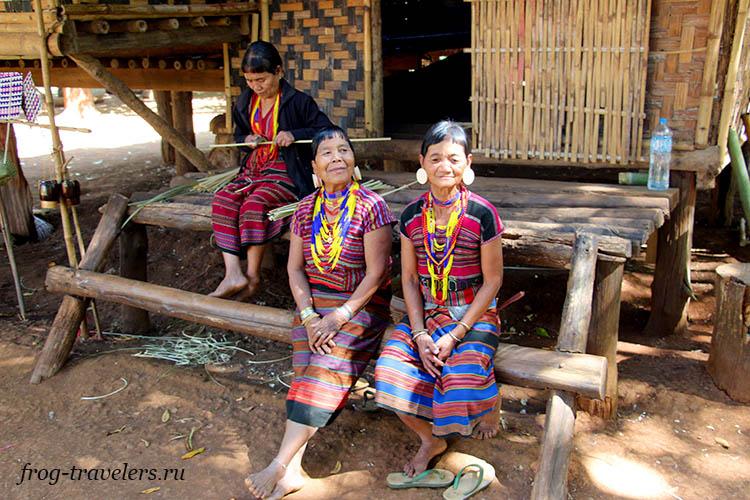 Населене Лаоса