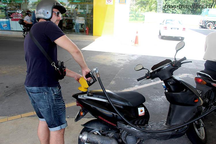 Цены на бензин в Малайзии
