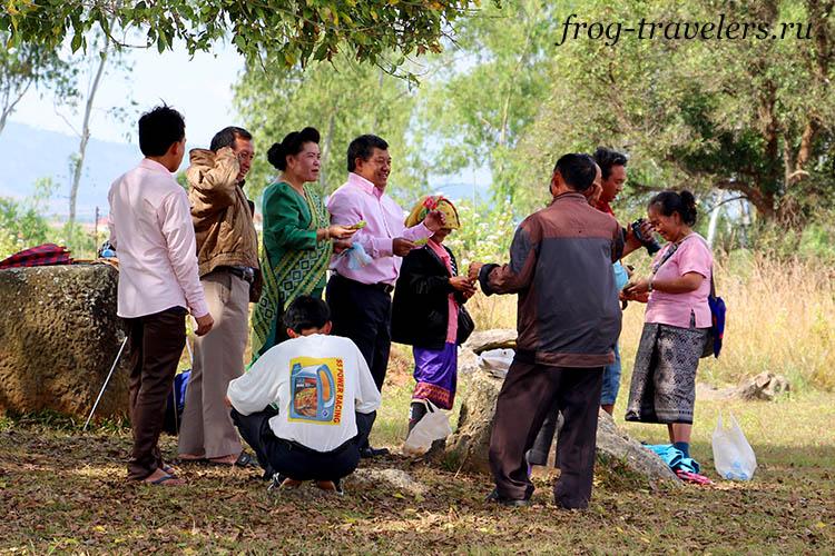 Традиции Лаоса