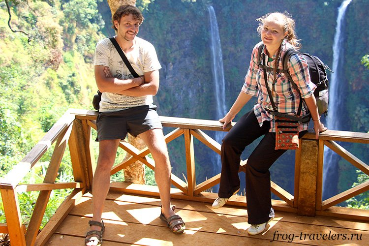 Путешествия Марины и Кости Саморосенко
