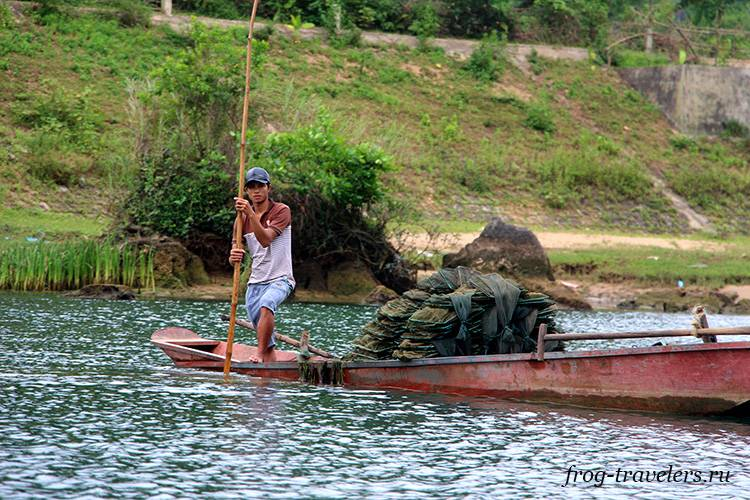 Молодой вьетнамец