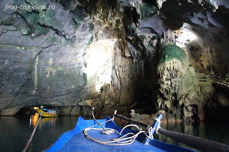Самая длинная подземная река в мире