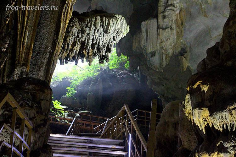 Пещеры Азии