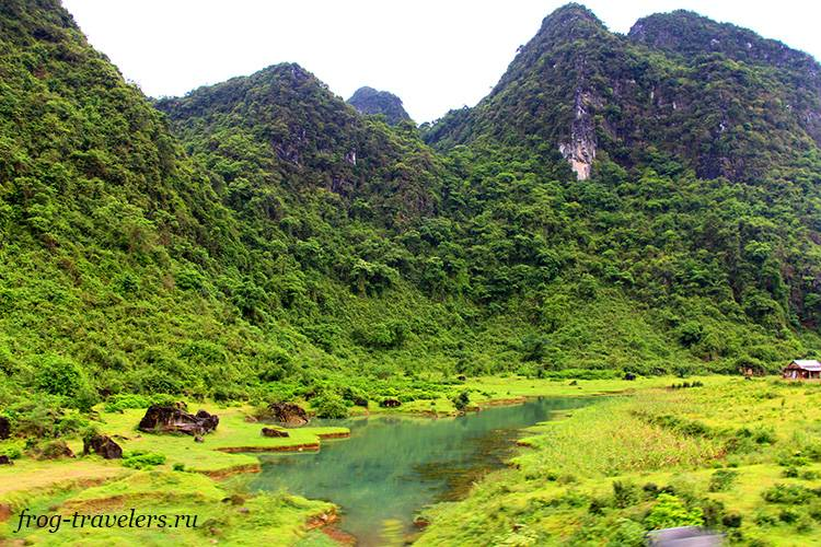 Национальные парки Вьетнам
