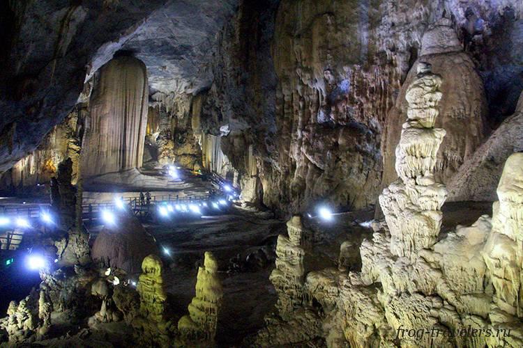 Самые длинные пещеры Вьетнама