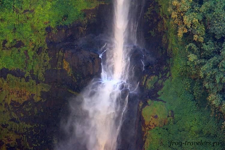 Водопады Лаоса на фото